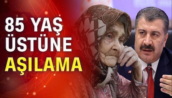 ELBİ, 85 YAŞ ÜSTÜ VATANDAŞLARI UYARDI