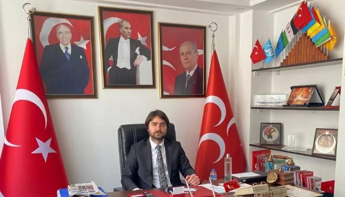 MHP İl Başkanı Yıldırım'dan çok sert açıklama!