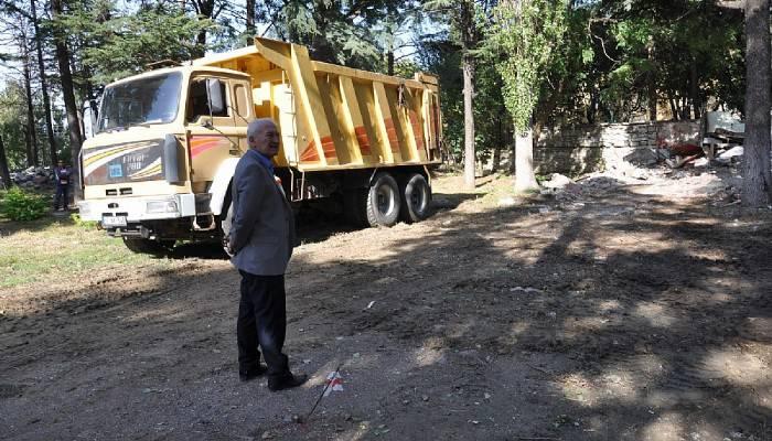 Çamlık'a özel proje