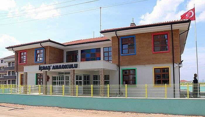 Biga İÇDAŞ Anaokulu projesi tamamlandı.