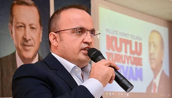 """""""Türkiye'ye bulaşan, yan bakan, gereksiz polemik yapan bedel ödüyor"""" (VİDEO)"""