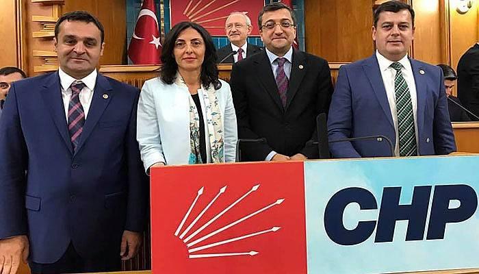 CHP'li Öz, TBMM Divan Katip Üyeliğine seçildi