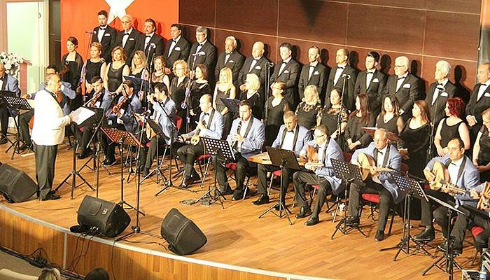 TSM Korosunda Sene Sonu Konseri