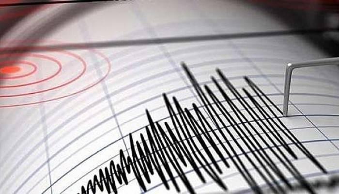 Ege Denizinde 5.0 büyüklüğünde deprem meydana geldi