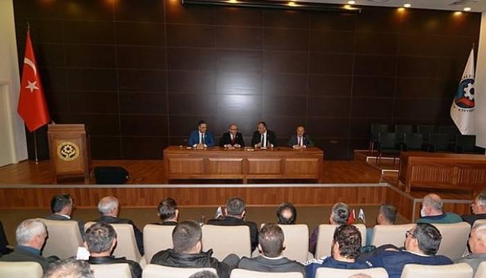 Orman ürünleri sektör temsilcileri ÇTSO'da buluştu