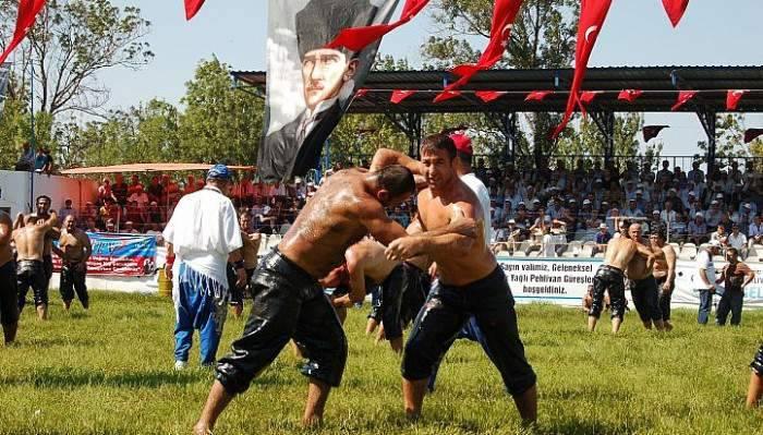 283'üncü Çardak Tarihi Yağlı Pehlivan Güreşlerine Doğru