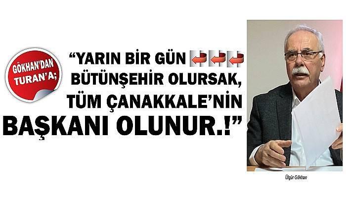 AK Parti İl Kongresinde Yapılan Konuşmalar Başkan Gökhan'dan Yanıt Geldi