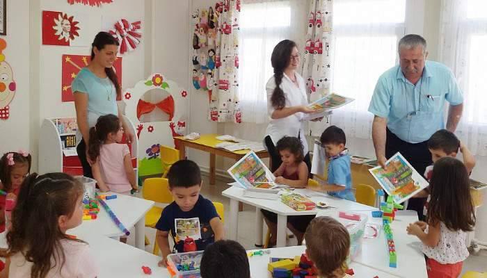 Mutan'dan Çocuklara Boyama Kitabı
