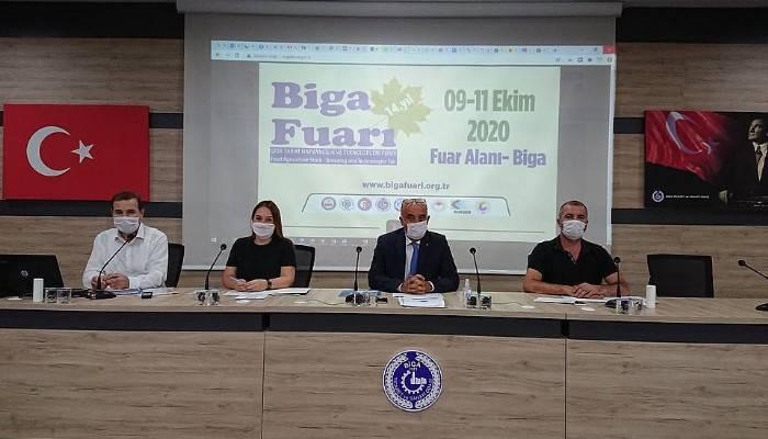 Biga TSO Eylül Ayı Meclis Toplantı Yapıldı
