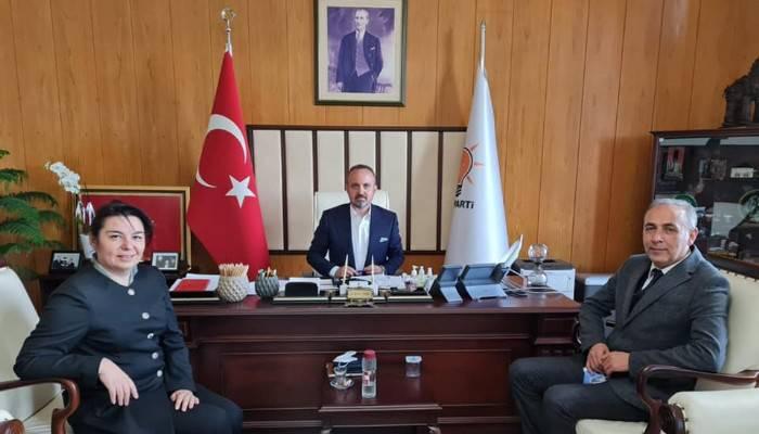 Zileli'den Turan'a ziyaret