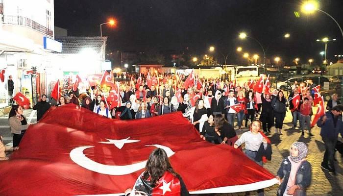 Karabiga'da Coşkulu Cumhuriyet Bayramı Kutlaması