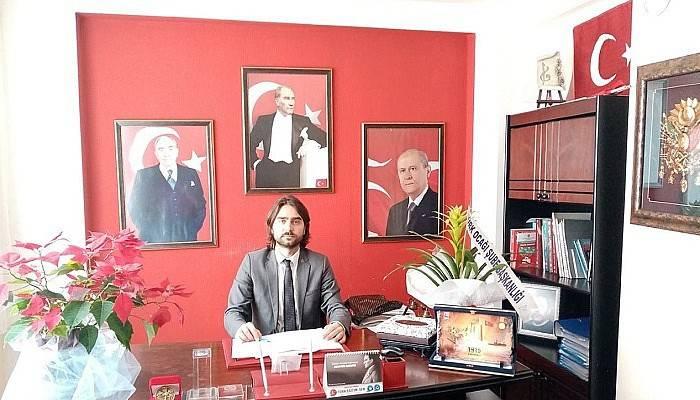 MHP İl Başkanı Cumhurbaşkanı Erdoğan'ın ABD Ziyaretini Değerlendirdi
