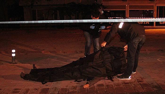 Çanakkale'de feci kaza: 1 ölü (VİDEO)