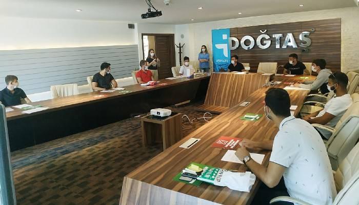 Biga mobilya sektörüne İŞKUR'dan gençlik enerjisi
