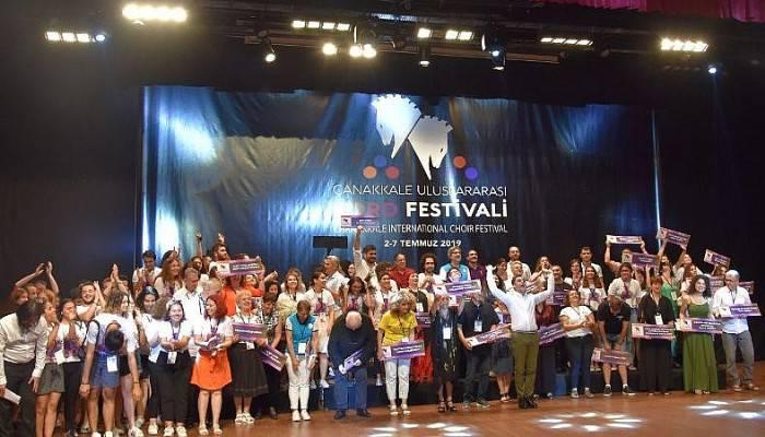 Barış'ın Kenti'nde Korolor Festivali heyecanı