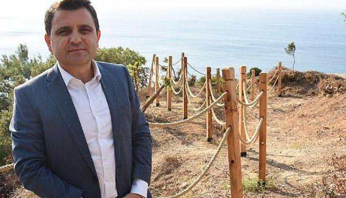 Çanakkale şehitliğine, 'Arıburnu Cephesi Yürüyüş Güzergahı' (VİDEO)