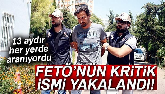 Firari yarbay Özcan Karacan yakalandı