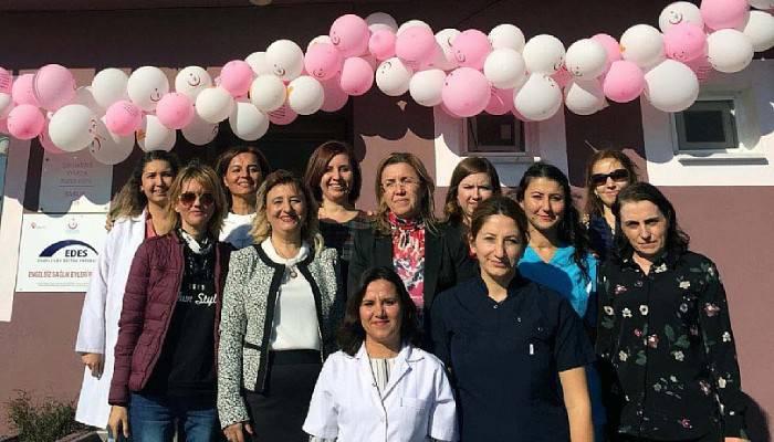 Ayvacık'ta 'Sağlık Evi' açıldı