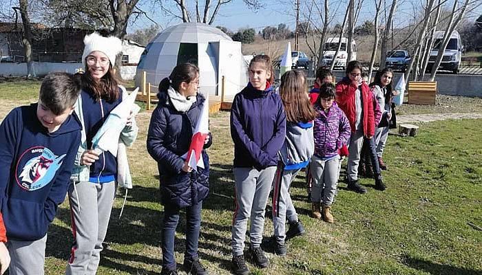 Suluca Bilim Kampı'na katıldılar