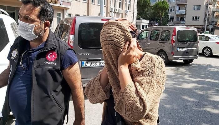 Temizliğe gittiği evden 10 bin 400 euro çalan kişi tutuklandı