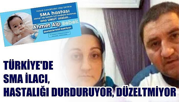 Türkiye'de SMA ilacı hastalığı durduruyor, düzeltmiyor