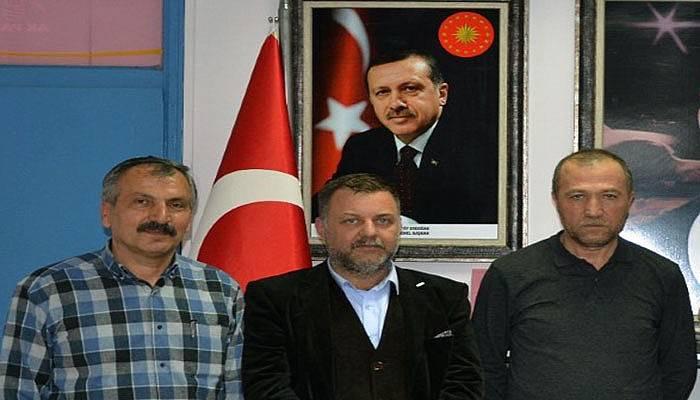AK Parti Eceabat'ta ilçe başkanı belli oldu