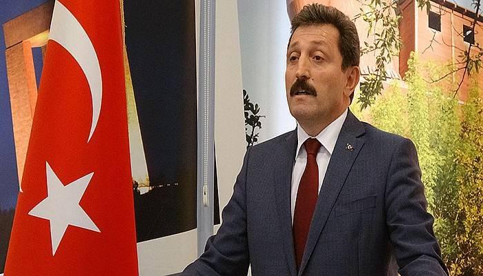 Vali Tavlı'dan Atatürk'ü anma mesajı