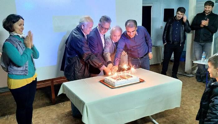 ÇOMÜ Astrofizik Araştırma Merkezi ve Ulupınar Gözlemevi'nin açılışının 17. Yılı Kutlandı