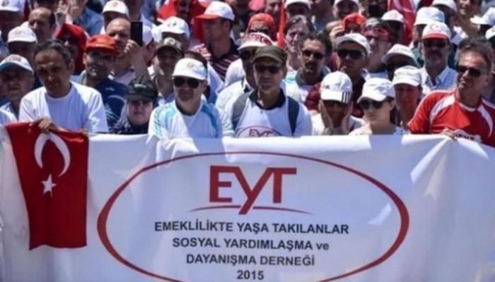 EYT'liler Ankara'da toplanıyor