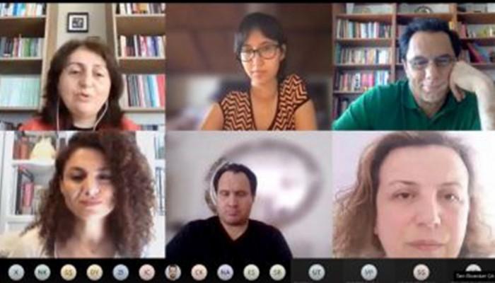 Müzik Eğitimcileri Çalıştayında Çevrimiçi Buluştular