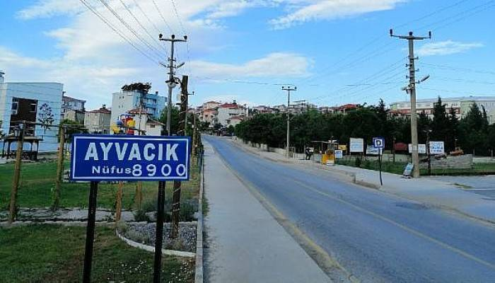 Çanakkale'de 3.8 büyüklüğünde deprem (VİDEO)