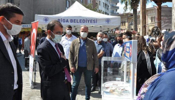 """""""ELİMİZDEN GELENİ YAPMAYA HAZIRIZ"""""""