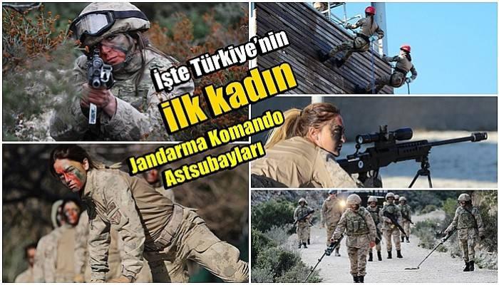 Eğitim boyunca İzmir'den Uşak'a kadar koşuyor, Uşak'tan da Trabzon'a kadar yürüyorlar (VİDEO)
