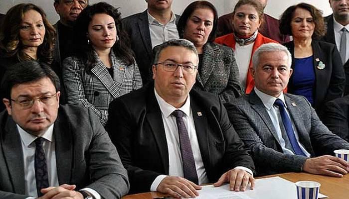 CHP'de Uyanık adaylığını açıkladı (VİDEO)