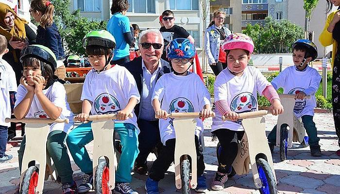 1. Lampsakos Bisiklet Şenliği Gerçekleştirildi