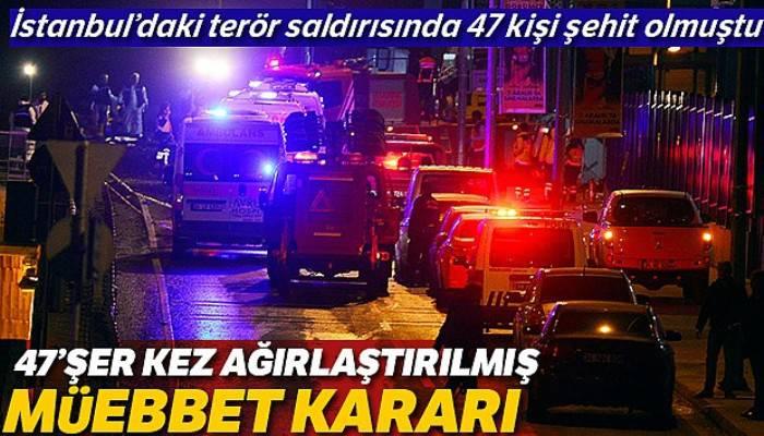Beşiktaş'taki terör saldırısı davasında karar çıktı