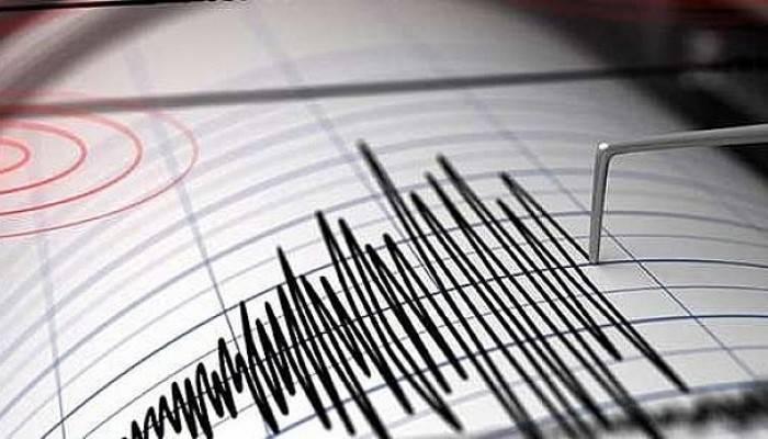 Marmara Denizi'nde 3.4 büyüklüğünde deprem!