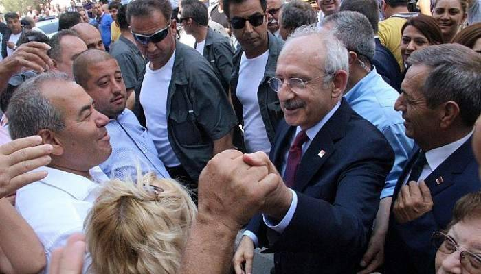 Kılıçdaroğlu Çanakkale'de