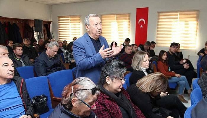 TARSİM 2020 Yılı Uygulamaları Bilgilendirme Toplantısı Yapıldı