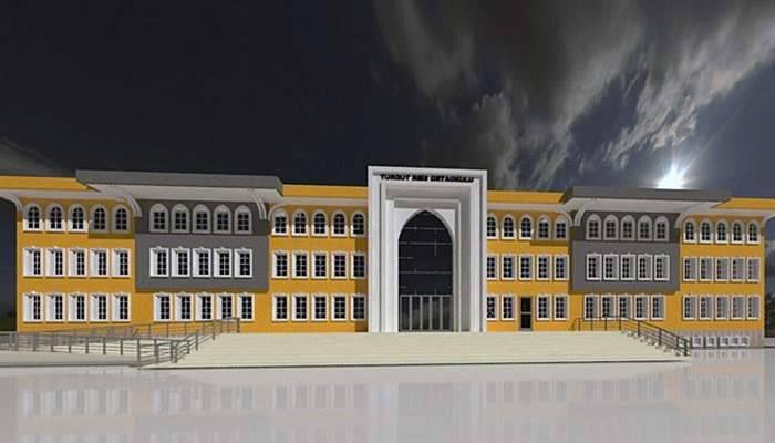 Turgut Reis Ortaokulu yükselmeye devam ediyor