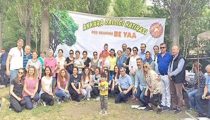 Ankara'da bir ilk