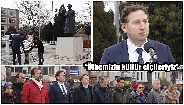 """""""Ülkemizin kültür elçileriyiz"""""""