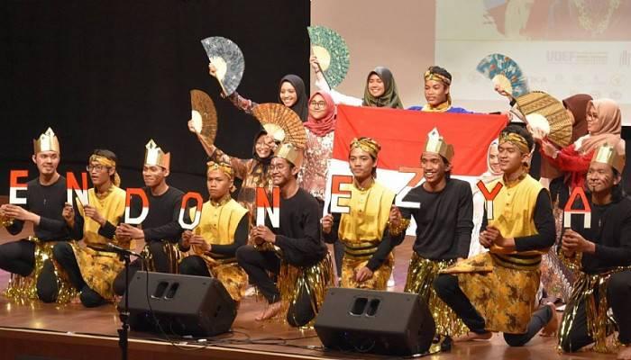 51 ülkenin öğrencileri Çanakkale'de buluştu