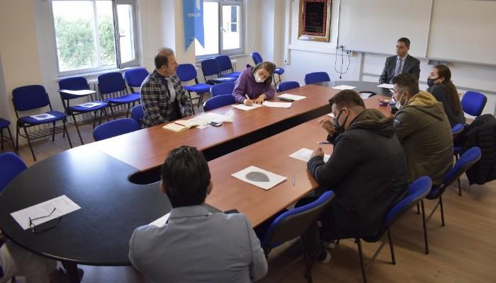 Mesleki bilgi, Rehberlik ve Danışmanlık Hizmetleri 2. Toplantısı Düzenlendi