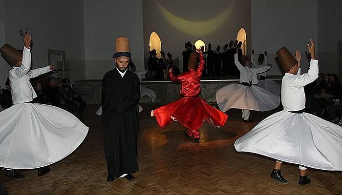 Çanakkale'de Şeb-i Arûs törenleri başladı (VİDEO)
