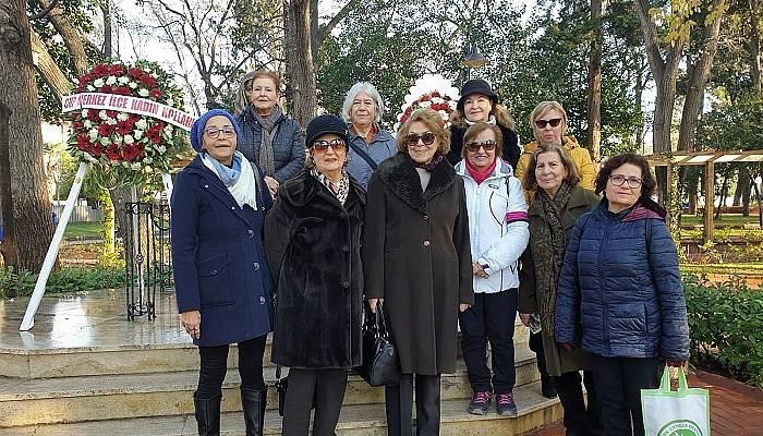 Zübeyde Hanım 97. Ölüm Yıldönümünde Çanakkale'de Anıldı