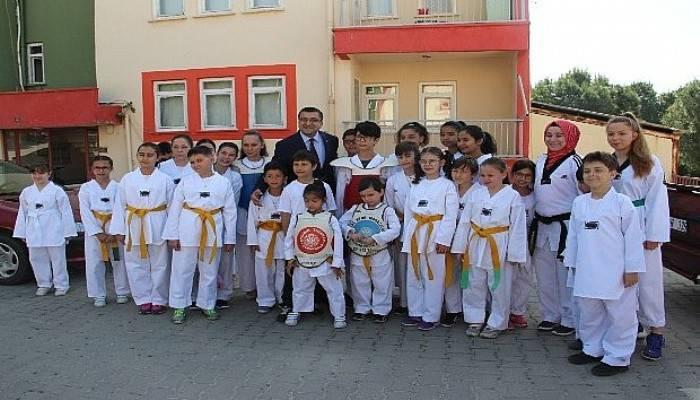 19 Mayıs Çan'da törenlerle kutlandı