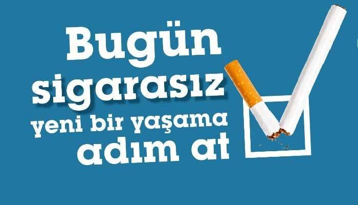 Başkan Gökhan'dan 'Dünya Sigarayı Bırakma Günü' Mesajı