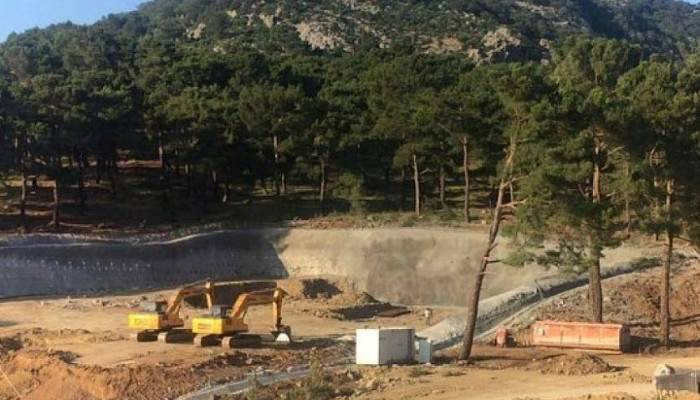 Küçükkuyu Tünellerinin Yapımına Başlandı