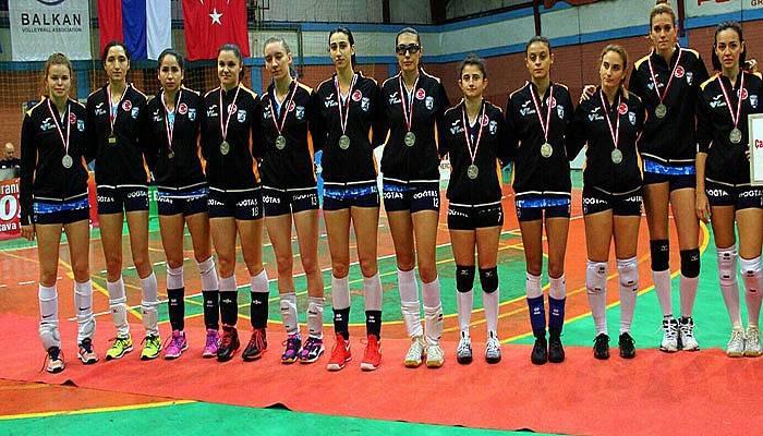Sultanlar Balkan Kupası ikincisi